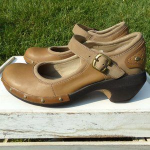 Merrell Luxe MJ Studded Buckle Mary Janes  Size 7